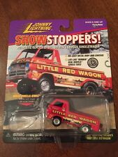 Johnny Lightning Show Stoppers Little Red Wagon Diecast 1:64 MISP