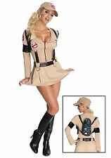 Secret Wishes Female Ghostbusters Costume. Skirt Version. Halloween! Size 6-10.