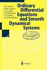 Dynamical Systems I: Ordinary Differential Equations and Smooth Dynami-ExLibrary