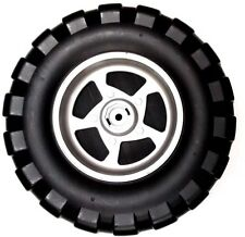 Peg Perego Toys 12 volt Silver Rockin' Gaucho Jeep Rear Wheel Replacement