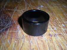 "Bikeman Black Aluminum 1-1/8"" Headset Spacer 20mm"