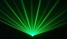 Willi Pro GREEN Disco Laser Light for DJ karaoke club pub mobile dj LAZER PARTY