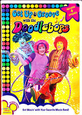Get Up & Groove with The Doodlebops (DVD, 2007) New
