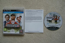 Tiger woods pga tour 14 PS3 game - 1st classe gratuit uk envoi