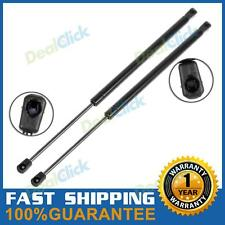 (2) Rear Liftgate Hatch Gas Charged Lift Support For 03-06 Mitsubishi Outlander