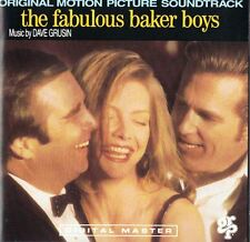 The Fabulous Baker Boys Dave Grusin Music CD 1989 Makin' Whoopee