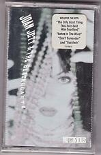 Joan Jett & the Blackhearts - Notorious (1991, Epic (USA) rare oop Cassette NEW