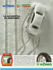 AUTO998-PUBBLICITA'/ADVERTISING-1998- KONIG NO PROBLEM