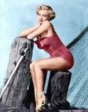 Marilyn Monroe - Marilyn in a photograph from around 1950