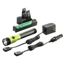 Streamlight 75488 Stinger DS LED HL Rechargeable Flashlight - 120/DC  - Lime