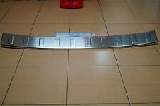 OUT SIDE TAIL GATE STAINLESS STEEL SCUFF PLATE FOR TOYOTA NEW FORTUNER 2015