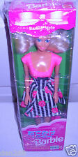 #5320 NRFB Mattel Japan Barbie Style Barbie Doll Foreign Issue