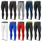 New Men Sports Apparel Skin Tights Compression Base Under Layer Long Pants