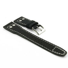 DASSARI Crossover Nylon Watch Band Strap for IWC Big Pilot