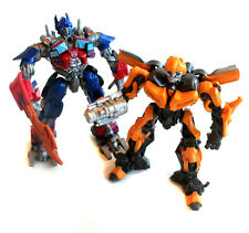 """Transformers OPTIMUS PRIME & BUMBLEBEE 6"""" NON transform figure, GREAT FOR YOUNG"""