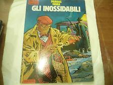 """PARRAS MORA""""GLI INOSSIDABILI-fumetto Nr 14 ISOLA TROVATA 1986"""" A4"""