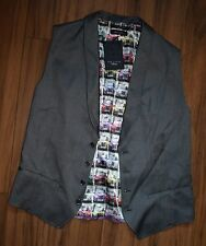 Stunning TED BAKER wool waistcoat size 40 R for SALE !!!