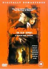 A NIGHTMARE ON ELM STREET Wes Craven*Robert Englund Slasher Horror DVD *EXC*