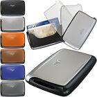 TRU VIRTU Aluminium,Damen,Herren,Kreditkarten,Etui,PEARL,EC-Karten,Visitenkarten