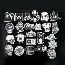 60Pcs Lots Bomb Decal Vinyl Roll Sticker for Car Skate Skateboard Laptop Luggage