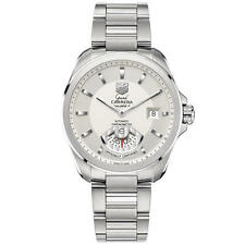 TAG HEUER GRAND CARRERA CALIBRO 6 GENTS WATCH wav511b.ba0900 - Rrp £ 3300-NUOVO