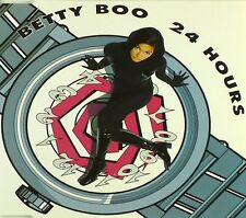 Maxi CD - Betty Boo - 24 Hours - #A2728