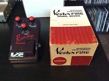 VESTA FIRE  -  Razor Sharp - Distortion - Like Ibanez Boss MXR Maxon
