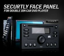 Security Dummy Face Panel/Facia for 2/Double Din Car DVD Player/Stereo Cover New