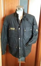 Belstaff cougar blouson phanter Gold label tg M jacket waxed cotton motorcycle