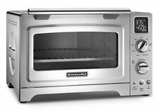"KitchenAid KCO275SS Convection 1800W Digital Countertop Oven 12"" Stainless Steel"