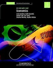Economics: AS and A Level (Cambridge International Examinations)