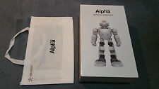 UBTech Alpha 1S Artifcial Intelligent Humanoid Robot US power supply. Sealed NIB