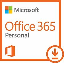Microsoft Office 365 Personal Full Download 2016 Apps 5 User 1 Year