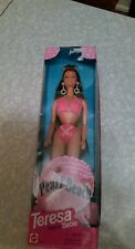 Pearl beach barbie, Teresa new in box from 1997.