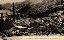 CPA   Sainte-Marie-aux-Mines - Usine Baumgartner et maisons ouvriéres (354966)