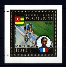 TOGO - 1973 - Medaglia del 1972 di Monaco di Baviera