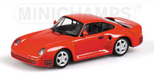 Porsche 959 1987 red 400062521 1/43 Minichamps