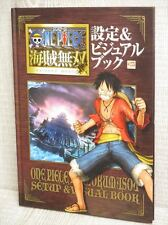 ONE PIECE Kaizoku Musou Visual Art Illustration Book Ltd