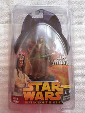Star Wars 2005 Revenge of the Sith Hasbro Action Fig #20 Agen Kolar MOC Series 2