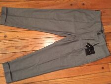 Dolce & Gabbana D&G Made In Italy Gray Men's Pants Cropped US 32 NWT