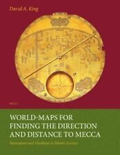 WORLD-MAPS FOR FINDING THE DIRECTION AND DISTANC - DAVID A. KING (PAPERBACK) NEW