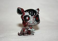 Littlest Pet Shop Custom Zombie Kangaroo OOAK Halloween LPS