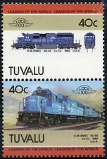 1982 Conrail EMD SD-50 / SD50 No.6729 Diesel-Electric Train Stamps / LOCO 100