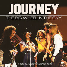 JOURNEY New Sealed 2017 UNRELEASED LIVE 1979 CHICAGO CONCERT CD