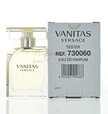 Vanitas By Versace Eau De Parfum TESTER 3.3Oz/100mL  Brand new With CAP