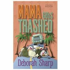 Mama Gets Trashed (A Mace Bauer Mystery)-ExLibrary