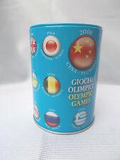 barattolo salvadanaio GIOCHI OLIMPICI - OLYMPIC GAMES 2008 CINA PECHINO bandiere