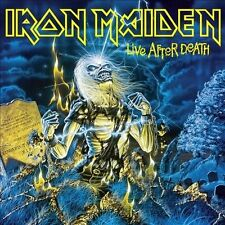 Iron Maiden Live After Death Pictue Disc picture disc viny LP NEW sealed