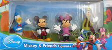 Disney Figurines Mickey Mouse & Friends 4 piece set Beverly Hills Teddy 111600