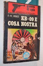 KB 09 E COSA NOSTRA F H Ribes Paola Rinaldi Dellavalle editore 1971 romanzo di